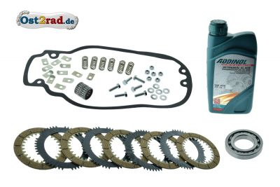 Repair set clutch MZ, ETZ250 ETZ251, completely