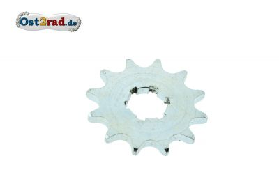 Sprocket wheel, 12 teeth, small sprocket 50 JAWA Pioneer