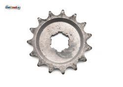 Pinion MZ, small chainwheel ES, ETS, TS 125, 150