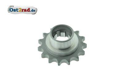 Ritzel, kleines Kettenrad Jawa 250 - 350 ccm