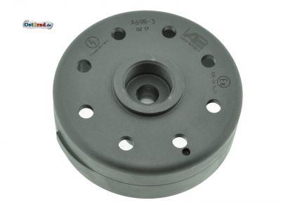 Rotor Powderdynamo mit außenliegenden Sensor passend für ES, TS, ETS 250 und BK 350