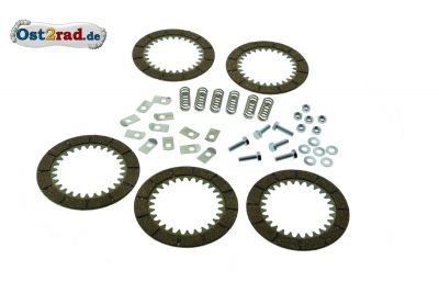 Repair set clutch MZ250 29-teilig
