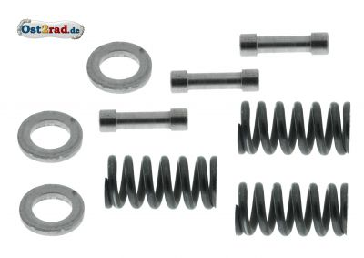 Set springs clutch basket JAWA Panelka 634