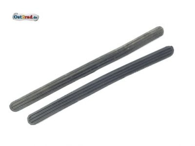 Set running board rubber Pioneer Jawa 555 Type, 20