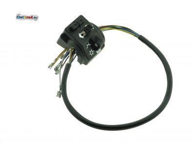 Schalterkombination mit Kabel Lenker passend für MZ ETZ - Variante 1