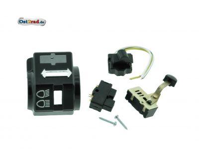 Schalterkombination ohne Kabel Lenker passend für MZ ETZ - Variante 2