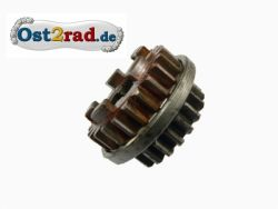 Sliding gear 1st and 3rd gear, for ES/TS 125/150
