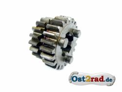Sliding gear 2nd and 4th gear, for ES/TS 125/150