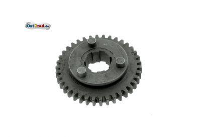Schaltrad 38Z SIMSON S50 KR51/1 Motor M53