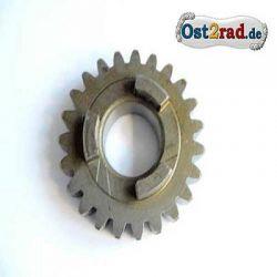 Sliding gear, gear 3rd gear ETZ 125 / 150
