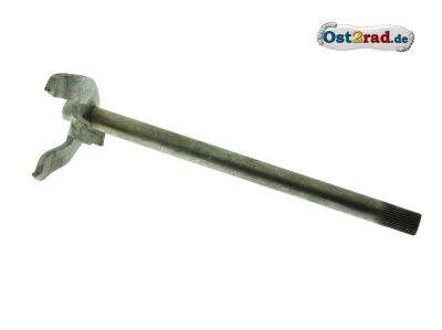 Gearchange shaft with gearchange body , for ES/TS 125/150