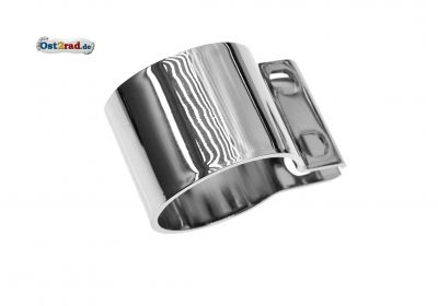 Clip for silencer MZ 250 chrome