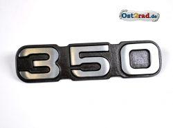 Abzeichen Seitendeckel Jawa 634