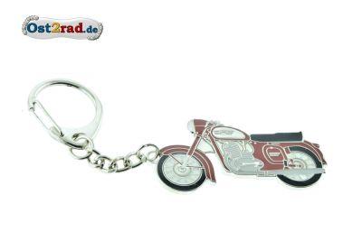 Porte-clés JAWA 350