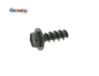 Ejot-PT-Schraube K60x16 WN 1447 - schwarz passiviert