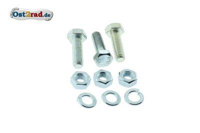 Schraubensatz Bremsen und Naben SR50 SR80