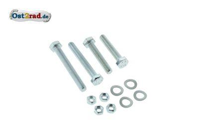 Schraubensatz Fahrgestell Hinterradfederung RT125/3