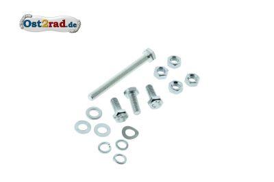 Schraubensatz Fahrgestell Kraftstoffbehälter Werkzeugbehälter RT125/3