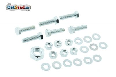 Chassis screws for front disc brake MZ ETZ 125, 150