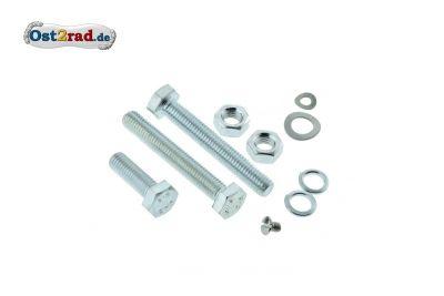 Schraubensatz Fahrgestell Vorderradfederung RT125/3