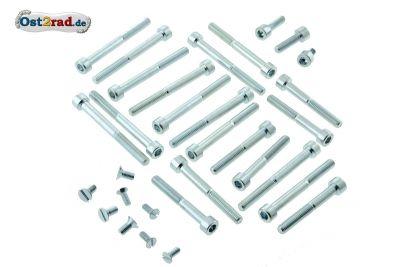Screw kit motor ETZ125, ETZ150