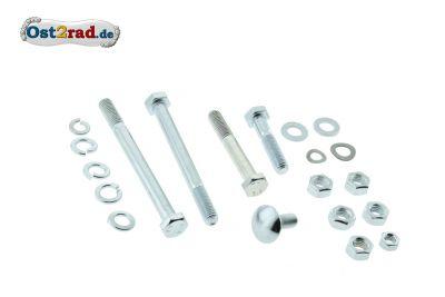 Schraubensatz Querträger und Motorlager SR50 SR80