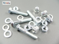 Screw set chassis front fender MZ ETZ 125, 150