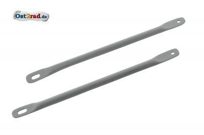 Streben PAAR Hinterradkotflügel für MZ RT125 Schutzblechhalter