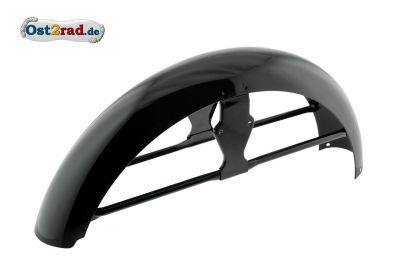 Schutzblech für Simson S50 S51 alte Ausführung, High-End Schwarz, vorn