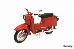 Maquette Schwalbe KR51/1 SIMSON rouge