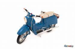 Maquette Schwalbe KR51/1 SIMSON bleu