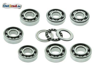 Lagersatz -SKF- ES250/1 ES300 ES250/2 ETS250 TS250/0 OHNE NADELLAGER