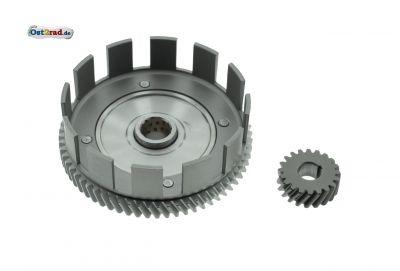 Kupplungszahnrad, Antriebsritzel SET 65/20 Zähne - Motor M500