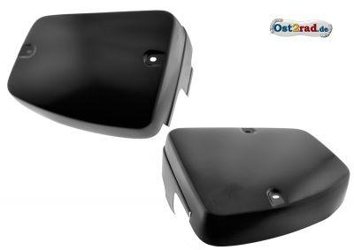 SET Seitendeckel Verkleidung links und rechts ETS 250 Metall