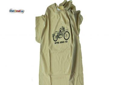 T-Shirt MZ ETS 250/1G karamell