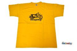 T-Shirt passend für MZ ES 250/2 Trophy gelb