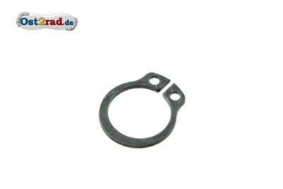 Locking ring 12 for brake shoe all MZ
