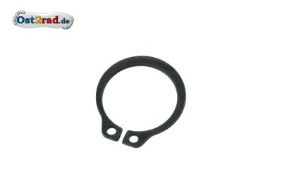 Locking ring 20x1,2 for centre stand MZ ETZ 125, 150, 251