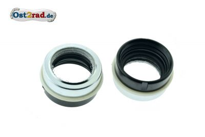 Oil seal pair for fork Jawa