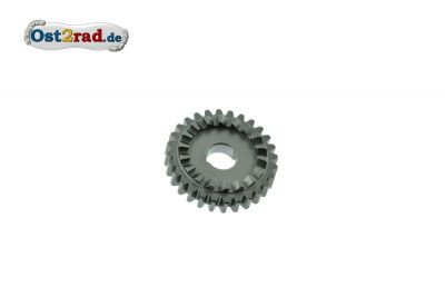 Kickstarterrad 28Z 5-Gang Getriebe S51 S53 SR50 KR51/2