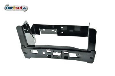Sitzauflage schwarz pulverbeschichtet Simson Albatros SD50