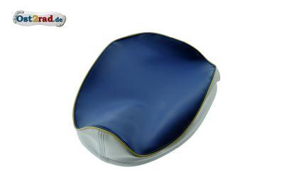 Sitzbezug blau passend für SIMSON KR50