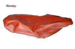 Housse de selle bi-place brun clair JAWA CZ 125-350 Kyvacka