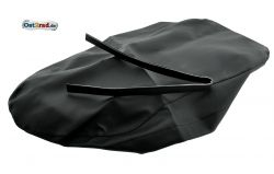 Housse de selle noire MZ ES 250/1