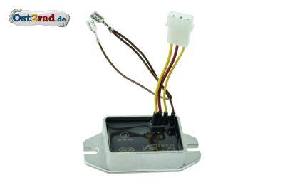 12V-Spannungsregler, Gleichrichter AC-DC Vape R54