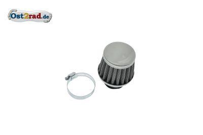 Sportluftfilter S51 chrom