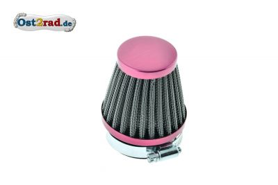 Air Filters for large, red 52mm for MZ250, colour