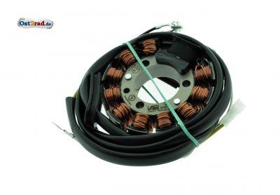 Stator passend für Zündung Powerdynamo ES, ETS, TS 250 300 12V