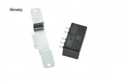 Steuerteil Vape RJ44-1 Elektronikzündung EMZA S51 S50 S53 SR50 inkl. Halter