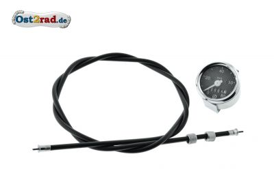 Speedometer including speedometer cable Jawa Pioneer, Mustang